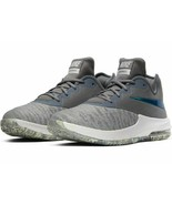 Nike AIR MAX INFURIATE III LOW Mens AJ5898-008 Cool Grey/Dark Grey Shoes... - $68.21