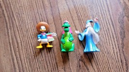 Disney McDonalds Happy Meal toys Lot of 4 Pete's Dragon Cruella Deville - $8.90