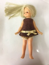 Velvet Doll from Ideal Crissy Family Blonde 1969 - $14.01