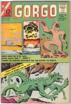 Gorgo Movie Comic Book #16, Charlton Comics 1963 VERY FINE - $55.07