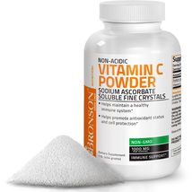 Bronson Healthy Immune Vitamin C Non-Acidic Sodium Ascorbate Crystals 10... - $35.99