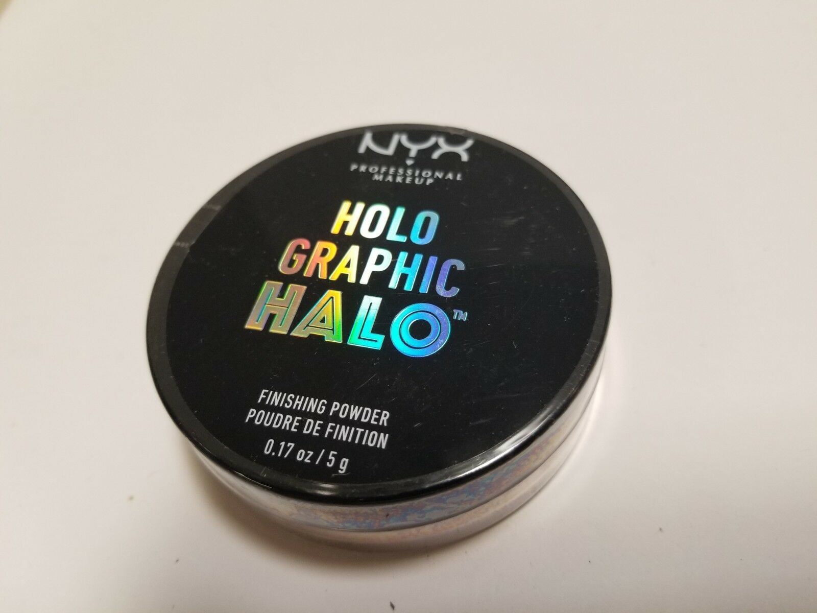 Primary image for NYX Holographic Halo Finishing Powder HHFP02 Magical New