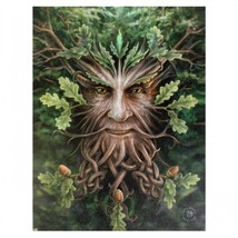 """Nemesis Now:  Oak King  Canvas on Wood Frame by Anne Stokes 10"""" x 8"""" - €12,02 EUR"""