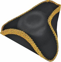 Deluxe Colonial Tricorn Hat - €17,28 EUR