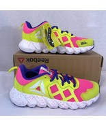 NEW REEBOK Kids Exocage Athletic Gr Running Shoes Size 2 - $29.57
