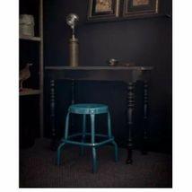 IKEA Raskog Metal Bar Stool Chair Blue 002.993.21 NEW In Package image 4