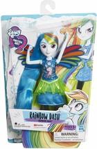 My Little Pony Equestria Girls Rainbow Dash Fashion Doll hasbro  - $22.72