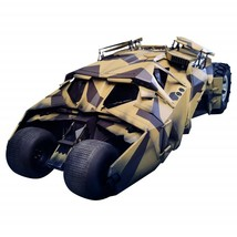 Movie Masterpiece Dark Knight Rise Camouflage Tumbler 1/6 Hot Toys Vehicle Used - $988.01