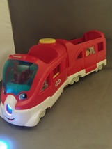 Fisher Price Little People Friendly Passengers Red Train - $11.50