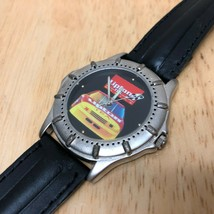 Vintage Lipton Tea Racing Car By Valdawn Men Analog Quartz Watch Hour~Ne... - $18.99