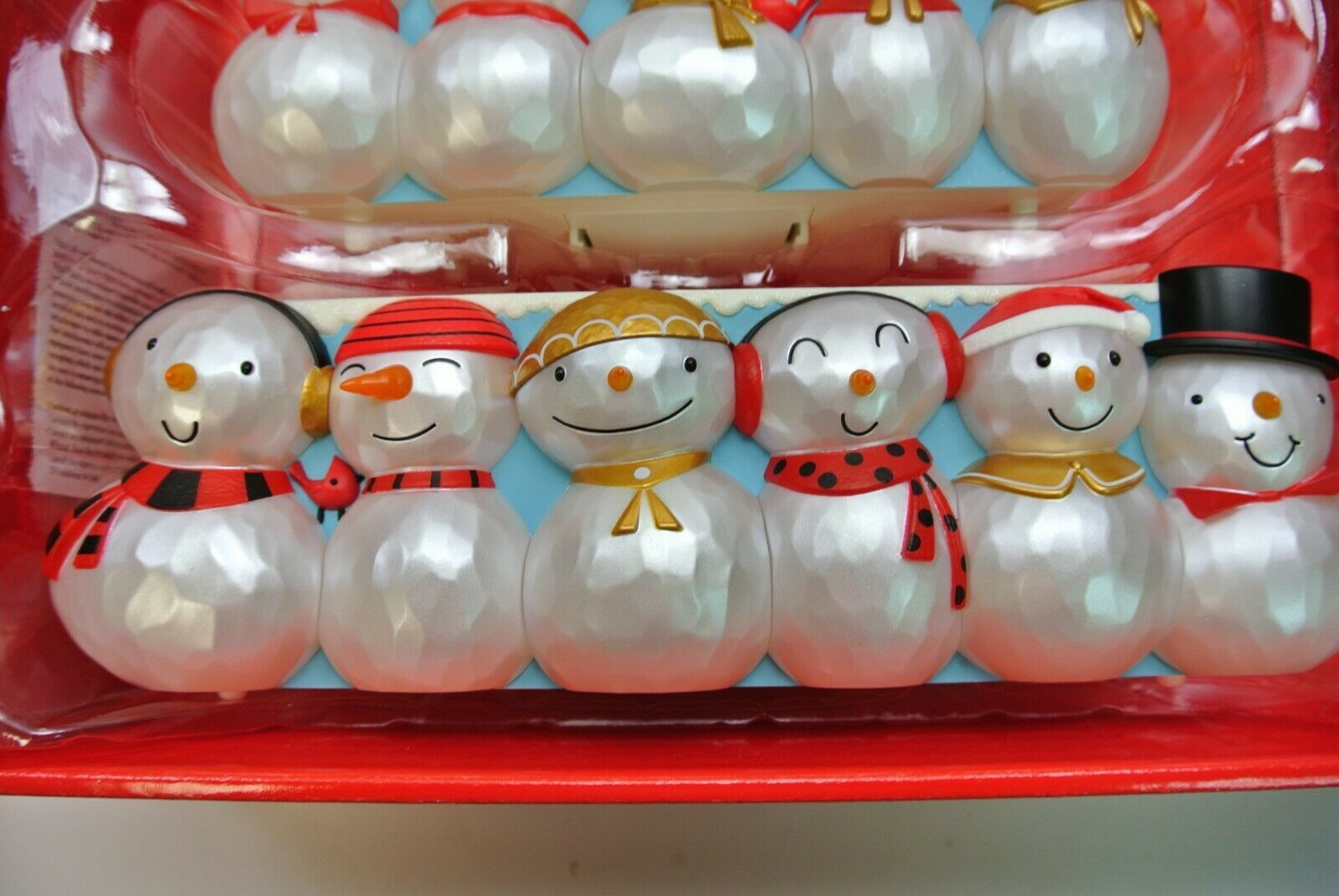 Hallmark Christmas Concert Snowmen Collector's Set Special Edition - Repaint image 8