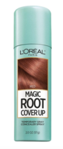 L'oreal Paris Magic Root Cover Up, Red, 2.0 Oz. Can, Hair, Color, Dye - $18.95