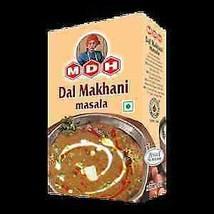 MDH Dal Makhani Masala Fresh Indian Blended MDH Masala Spices 100 gram - $6.49