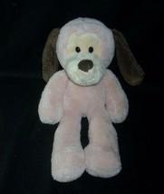 """13"""" GUND G50 TAKE A LONG BROWN & TAN PUPPY DOG STUFFED ANIMAL PLUSH TOY ... - $28.05"""