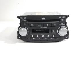 04-06 ACURA TL RADIO 6 DISC CD CASSETTE  DVD  1TB0 39100-SEP-A000 - $197.99