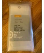 6 Gauge Peva Shower Liner 78'' x 54'' - Made By Design™ Rust Resistant G... - $9.89