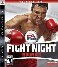 Fight Night Round 3 - Playstation 3 [video game] - $6.90
