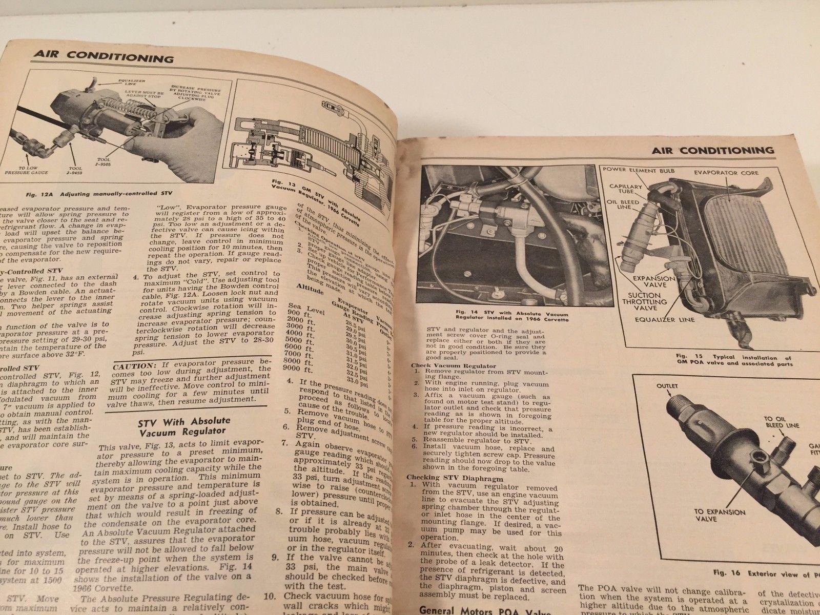 1967 Motor's Auto Repair Manual 30th Edition