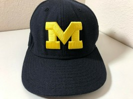 U of M Michigan Wolverines #16 5950 59fifty New Era Baseball Fitted Hat ... - $15.87
