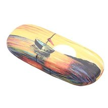 Beautiful Scenery Student Glass Holder Creative Glasses Case-A4 - $15.46