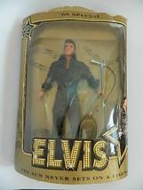 Vintage 1993 Hasbro '68 Special Elvis Doll in Original Box - $14.99