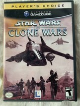 Star Wars: The Clone Wars (Nintendo GameCube, 2002) - $14.50