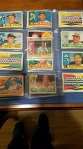 1960 topps baseball cards lot(170) and MANTLE - $474.21