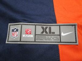 JOHN ELWAY / NFL HALL OF FAME / AUTOGRAPHED BRONCOS BLUE PRO STYLE JERSEY / COA image 6