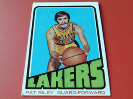 1972/73 Topps # 144 Pat Riley 2nd Year !! - $14.99