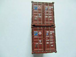 "Jacksonville Terminal Company # 205325 FBIU Florns w/Red Hazard Stickers 20"" (N) image 3"