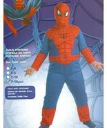 SPIDERMAN  SIZE  7/10 PLUS CHILD'S COSTUME - $35.00