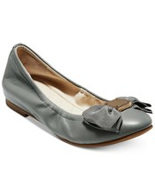 Cole Haan NEW Tali Bow Leather Ballet Flats Shoes 5 - $80.93