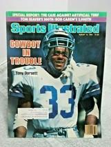 Sports Illustrated August 12 1985 Tony Dorsett Dallas Cowboys - $6.92