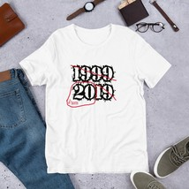 i'm 20 years old now Short-Sleeve Unisex T-Shirt 20th Birthday Shirt, 19... - $32.00