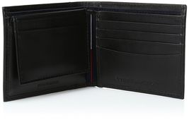 Tommy Hilfiger Men's Premium Leather Credit Card ID Wallet Passcase 31TL22X063 image 7