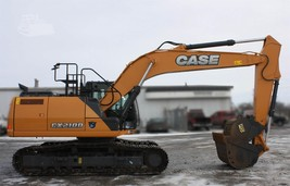 2015 CASE CX210D For Sale in Regina, Saskatchewan S4N 5W4 image 10