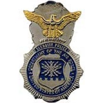 USAF Security Police MP Badge Pin 1'' new - $8.90