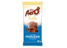 NESTLE AERO TRUFFLE CHOCOLATE MOUSSE KING SIZE MILK CHOCOLATE BAR 105g F... - $4.21