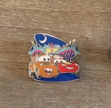 Disneyland Flo's V8 Cafe PIXAR CARS Mater & Lightning Annual Passholder ... - $13.85
