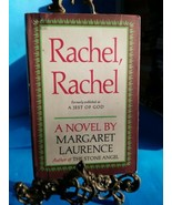 Rachel, Rachel By Margaret Laurence (1966, HCDJ BCE) Formerly A Jest of ... - $18.69
