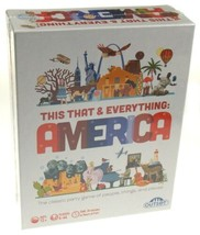 Outset Media This That & Everything: America Party Game Rapid Fire Famil... - $11.99