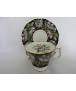 Royal Albert Bone China Provincial Flowers Chintz Cup & Saucer - Prairie... - $29.99