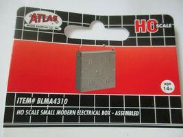 Atlas # BLMA4310 Electrical Box Modern Small HO-Scale image 3