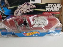 Hot Wheels Star Wars: The Force Awakens (TIE Fighter vs. Millennium Falcon) - $9.89