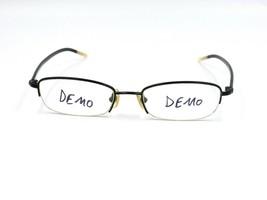 Tommy Hilfiger TH 3029 Unisex Semi Rimless Eyeglasses Frame, Black. 47mm #R30 - $31.14