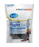 Scholl Black Cotton Feel Flight Socks (Size 6½ - 9) 1 Pair - $28.83