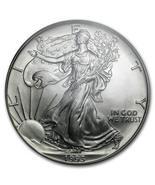 1993 Silver American Eagle Dollar Brilliant Uncirculated - €43,24 EUR