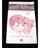 Walt Disney Mary Poppins Julie Andrews Dick Van Dyke  Chim Chim Cher-ee ... - $18.99