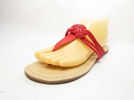 Sebago Women's Poole Knot Dress Sandal Coral Size 9.5M - $35.79