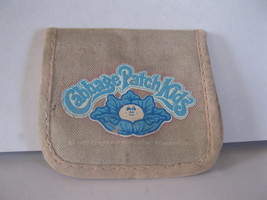vintage 1980's Cabbage Patch Kids coin purse - $3.25